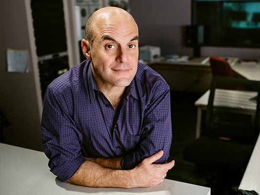 Peter Sagal: The 2016 Kurt Vonnegut Humor Award Recipient
